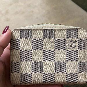 Authentic LV Zippy Wallet